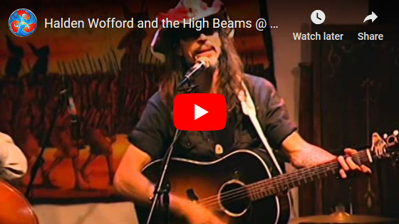 Halden Wofford - Hippie in My House Video
