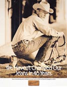 Wrangler Poster w/Ken O'Connor (my father) | Gallup, New Mexico