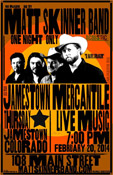 Matt Skinner Band @ Jamestown Mercantile | Jamestown, Colorado